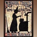 Tanwens Wiccan Kitchen