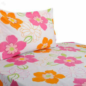 Original 100% Cotton Bed Sheet Sets (Not Micro Fiber)