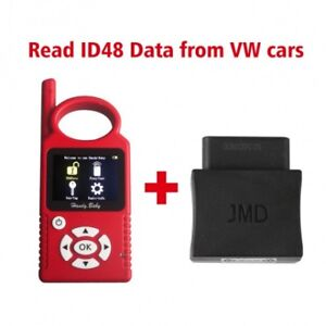 Handy Baby Hand-held Key Programmer +JMD Assistant OBD Adapter