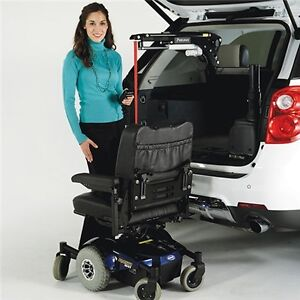 Bruno Wheelchair/Scooter Van Lift For Sale Kawartha Lakes Peterborough Area image 3