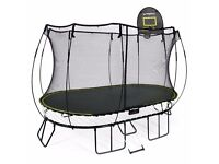 O92 SPRINGFREE large oval trampoline for sale - hardly used and half retail price!