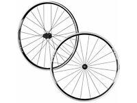 Shimano RS010 700c road bike wheels new