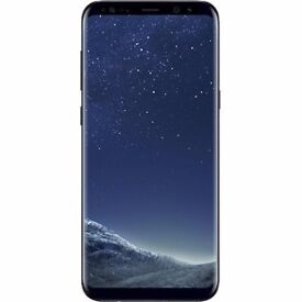 SAMSUNG GALAXY S8 UNLOCKED BRAND NEW BOXED COMES WITH UK SAMSUNG WARRANTY & RECEIPT