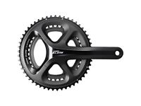 Shimano 105 black chainset 5800 50x34