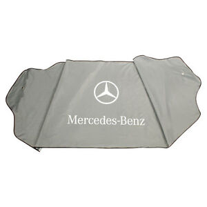 Genuine OEM Mercedes Benz Windshield Sunshade Cover