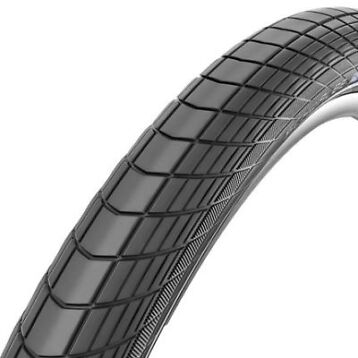 Schwalbe btb 26x2.35 Big Apple race zw (Buitenbanden)