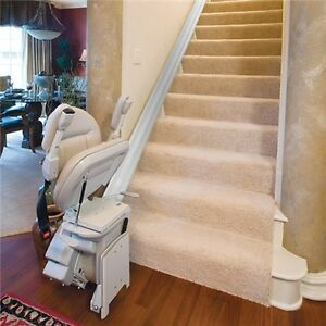 Stair Lift / Chair lift - Bruno SRE-2750 & SRE-2010 Elite Cambridge Kitchener Area image 1