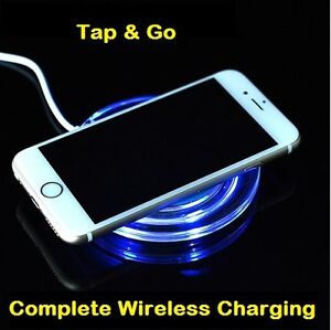 Slim Phone Wireless Charger on Sale. Iphone & Samsung & More! Peterborough Peterborough Area image 3