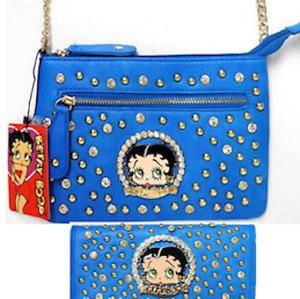 BETTY BOOP Sac Phone Bag Wallet Doll Towel KAYY'S Montreal
