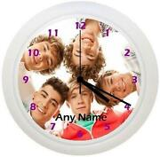 One Direction Clock