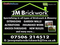 Bricklayer available***competitive prices****