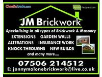 Bricklaying services,free quotation