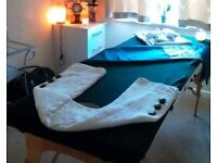 FEMALE QUALIFIED MASSEUSE(from £20): Lomilomi, Hot oil, Deep t., Hot stone,Swedish,Reflexology, Head