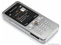 Sony Ericsson W302 Virgin network