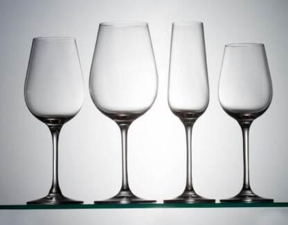 Glasses Bohemia Crystal