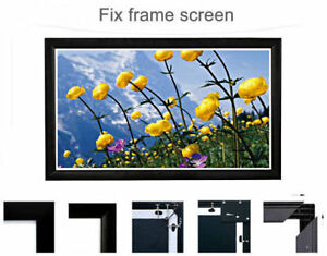 MASSIVE SALE!!! PRE BLACK FRIDAY Projector Screens, electric, fi