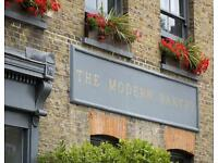 The Modern Pantry looking experienced Sous Chef & Chef De Partie to join the team