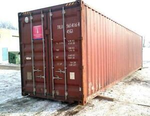 Sea Storage Containers :::::10ft. 20ft 40ft. 40ft HC. 45ft HC.