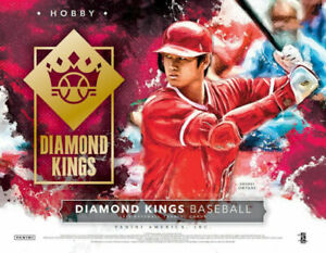 2019 Panini Diamond Kings Baseball Available @ Breakaway