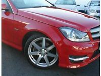 "Genuine 18"" Mercedes AMG Coupe Alloys FIT A B C E Class SLK CLK"