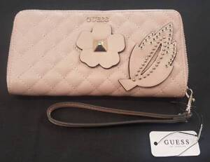 "LADIES GUESS ""STASSIE"" ZIP AROUND PURSE BRAND NEW WITH TAGS Campbelltown Campbelltown Area Preview"