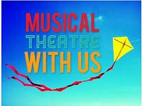 *Musical Theatre with Us - Summer School*
