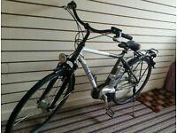 Gent's electric bike