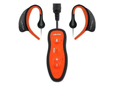 Best Aqua Waterproof MP3 Player 4GB Underwater Music Earphones Swimming (Best Underwater Music Player)