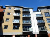 Modern 2 bed appartment with ensuite and parking space