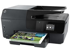 HP - Officejet Pro 6830 Wireless e-All-In-One - Never Used