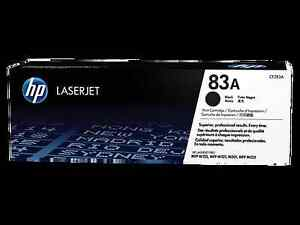 1/2 price for a NEW Laser Toner HP 83A (CF283A)