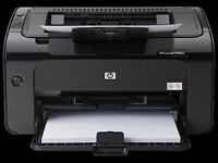 HP LaserJet Pro P1102w Workgroup Laser Printer