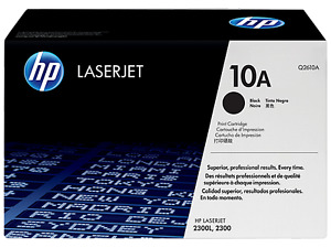 BRAND-NEW Genuine HP Black Toner & Dell Color Toner Cartridges