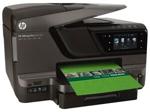HP Officejet Pro 8600 Plus - WIFI printer and scanner Belmont Belmont Area Preview