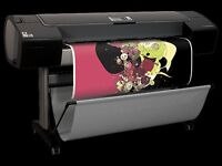 HP Designjet Z3200 44 and 24 Inch Photo Printer