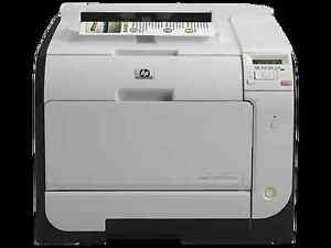 Colour lazer printer with networking & duplexing capability