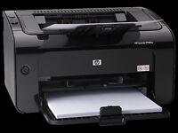 HP P1102W LaserJet Pro Wireless mono (Black & White) Laser Printer