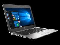 "Intel Core i5 HP Elitebook Laptop -12.5"" - Windows 10"