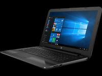 "HP 250 15.6"" HD LAPTOP, FAST CORE i3, 6GB RAM, 750GB, WIFI, WEBCAM, BLUETOOTH, DVDRW, OFFICE, WIN 10"
