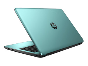 NEW HP TOUCH 15.6 LAPTOP+PRINTER BUNDLE DREAMY TEAL