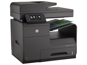 HP X476DW ALL IN ONE Printer Scanner Copier Fax Email
