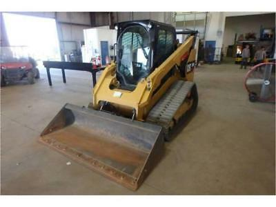 2016 Caterpillar 289d Skid Steer Loader Cat 289d