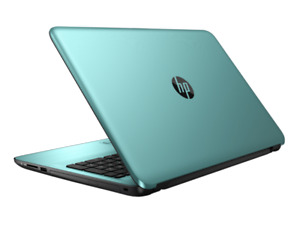 NEW HP TOUCH 15.6 LAPTOP DREAMY TEAL WARRANTY