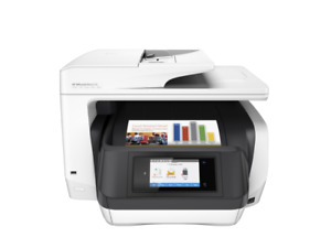 HP Officejet Pro 8720 All-in-One Wireless Duplex Colour Printer