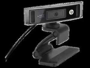 Webcam HD de HP