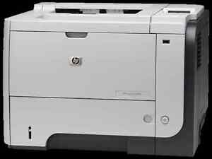 HP LASERJET ENTERPRISE P3015dn BLACK WORKGROUP PRINTER - CE528A