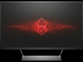 "OMEN by HP 32 Quad-HD (32"" ) LED Gaming Display,brand new, sealed box"