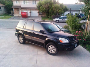 THE BEST 2004 Honda Pilot special edition SUV LIKE NEW !!!!