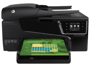 HP Officejet 6600 Printer. Excellent Condition