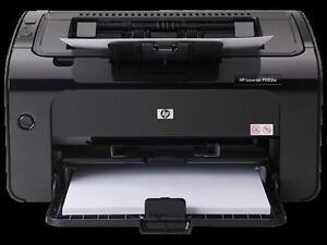 HP LaserJet P1102W Wireless Printer - Great Condition, New Toner